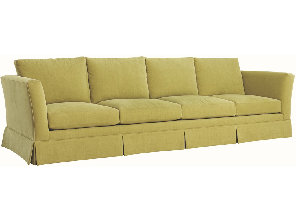 Lee industries living room extra long sofa 3001 44 for How long is a loveseat