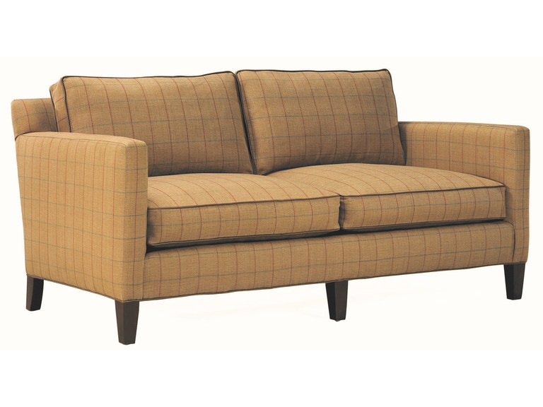 Lee Industries Living Room Leather Apartment Sofa L3068 11 Seville