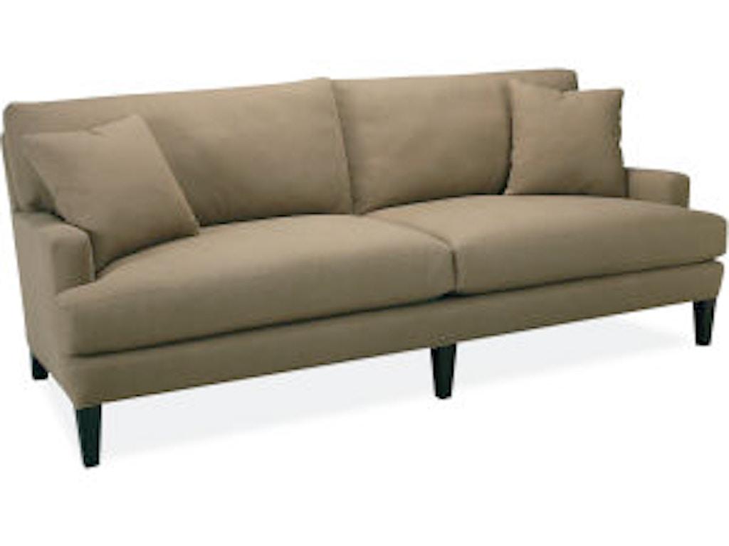 Lee Industries Living Room Two Cushion Sofa 3163 32 R W