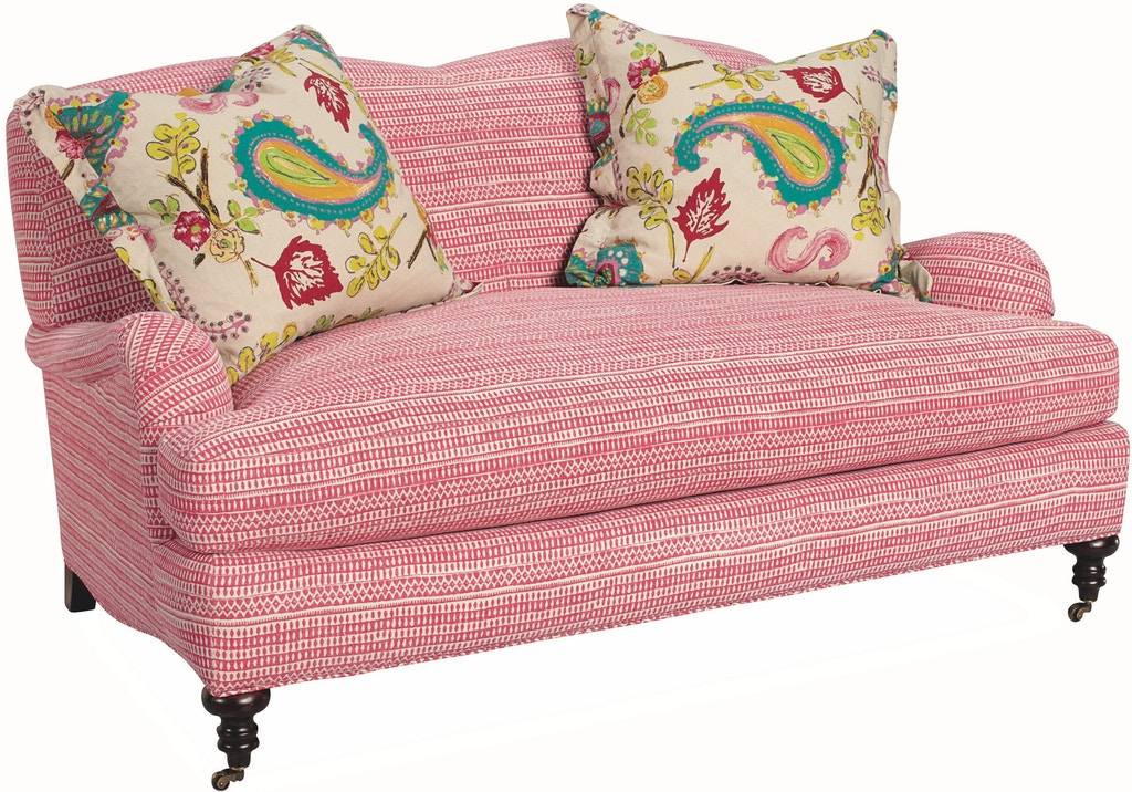 Stupendous Lee Industries Living Room Loveseat 3278 02 Klingmans Forskolin Free Trial Chair Design Images Forskolin Free Trialorg