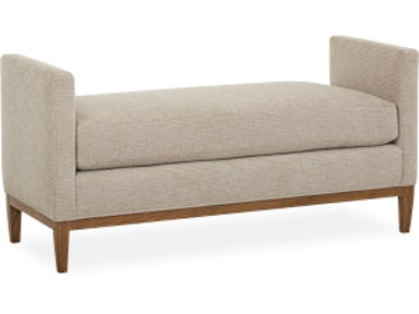 Lee Industries Living Room End Of Bed Bench 3583 89