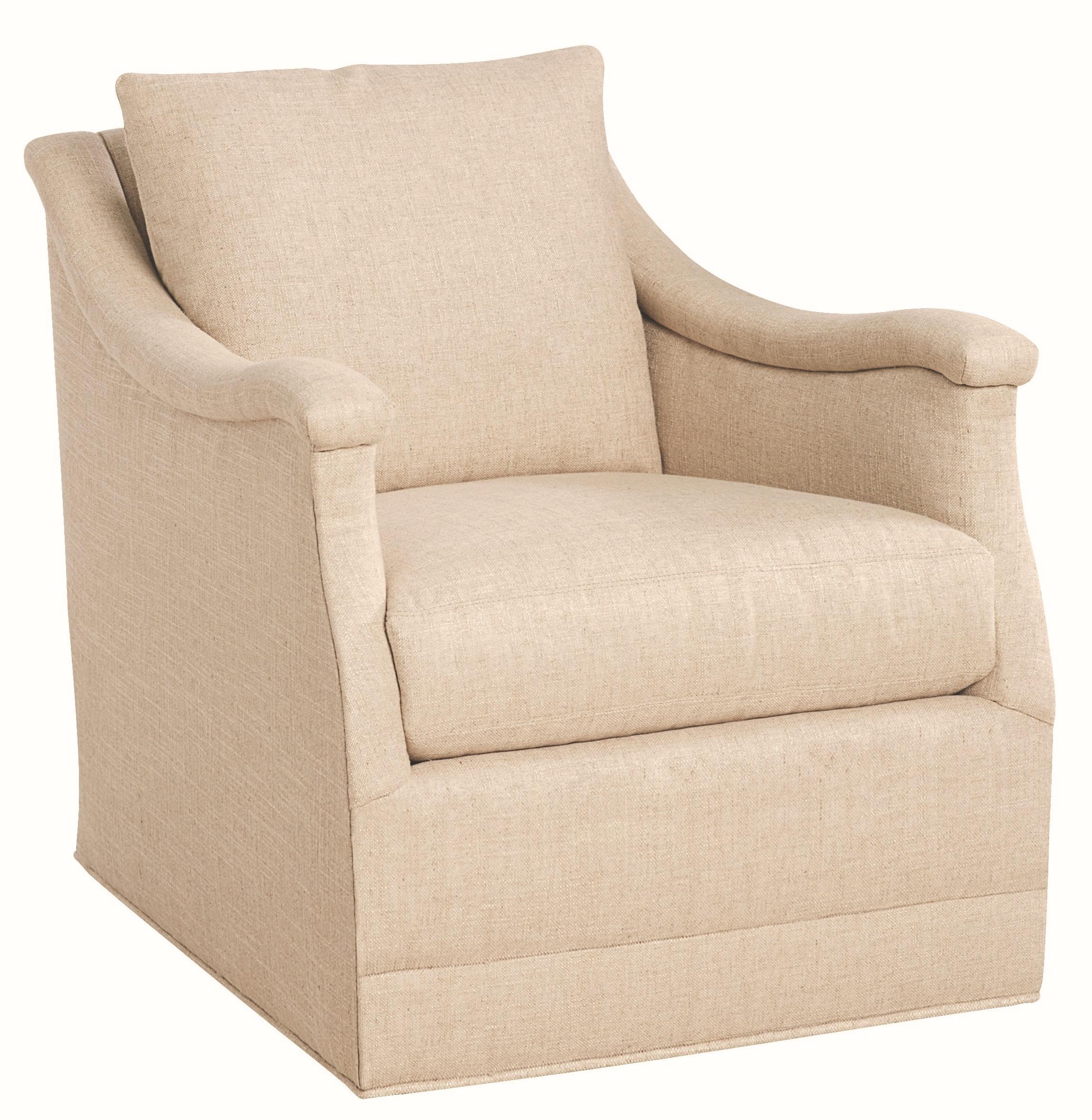Lee Industries Swivel Chair 3703 01SW