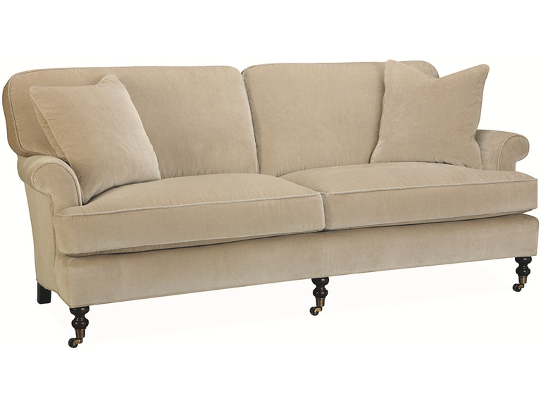 Lee Industries Living Room Apartment Sofa 3895 11 Seville Home