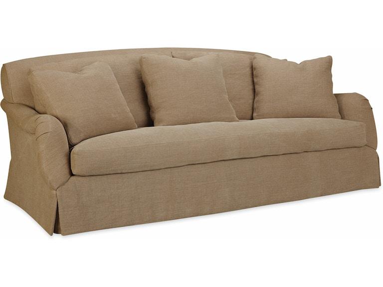 Lee Industries Living Room Apartment Sofa 3980 11 Klingman S