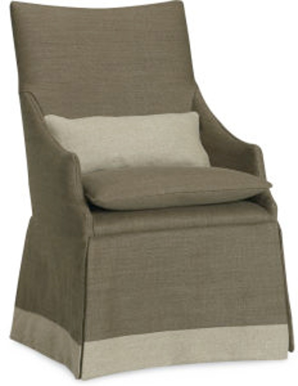 Lee Industries Dining Room High Back Campaign Chair 5205