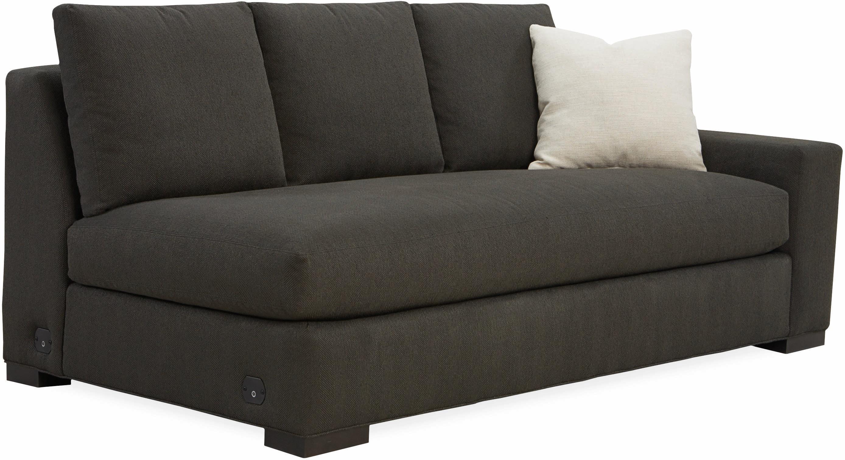 Lee Industries Living Room One Arm Sofa 5392 18rf Alyson Jon