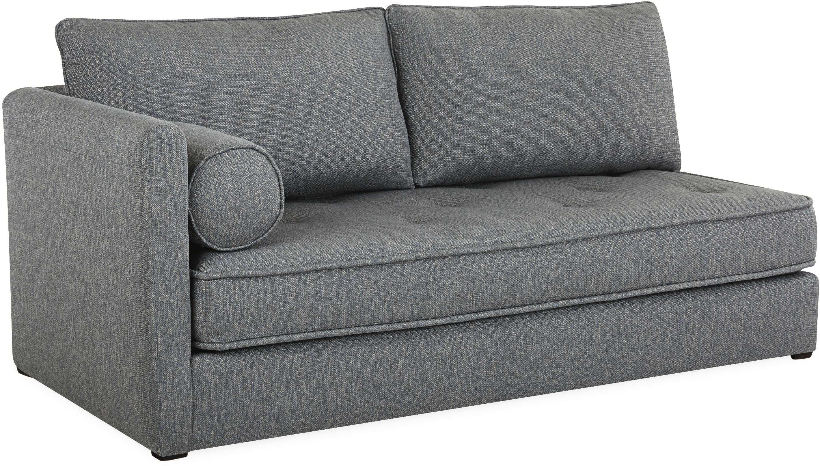 Lee Industries Living Room One Arm Sofa 5656 18lf Oasis Rug  ~ One Arm Sofa With Chaise