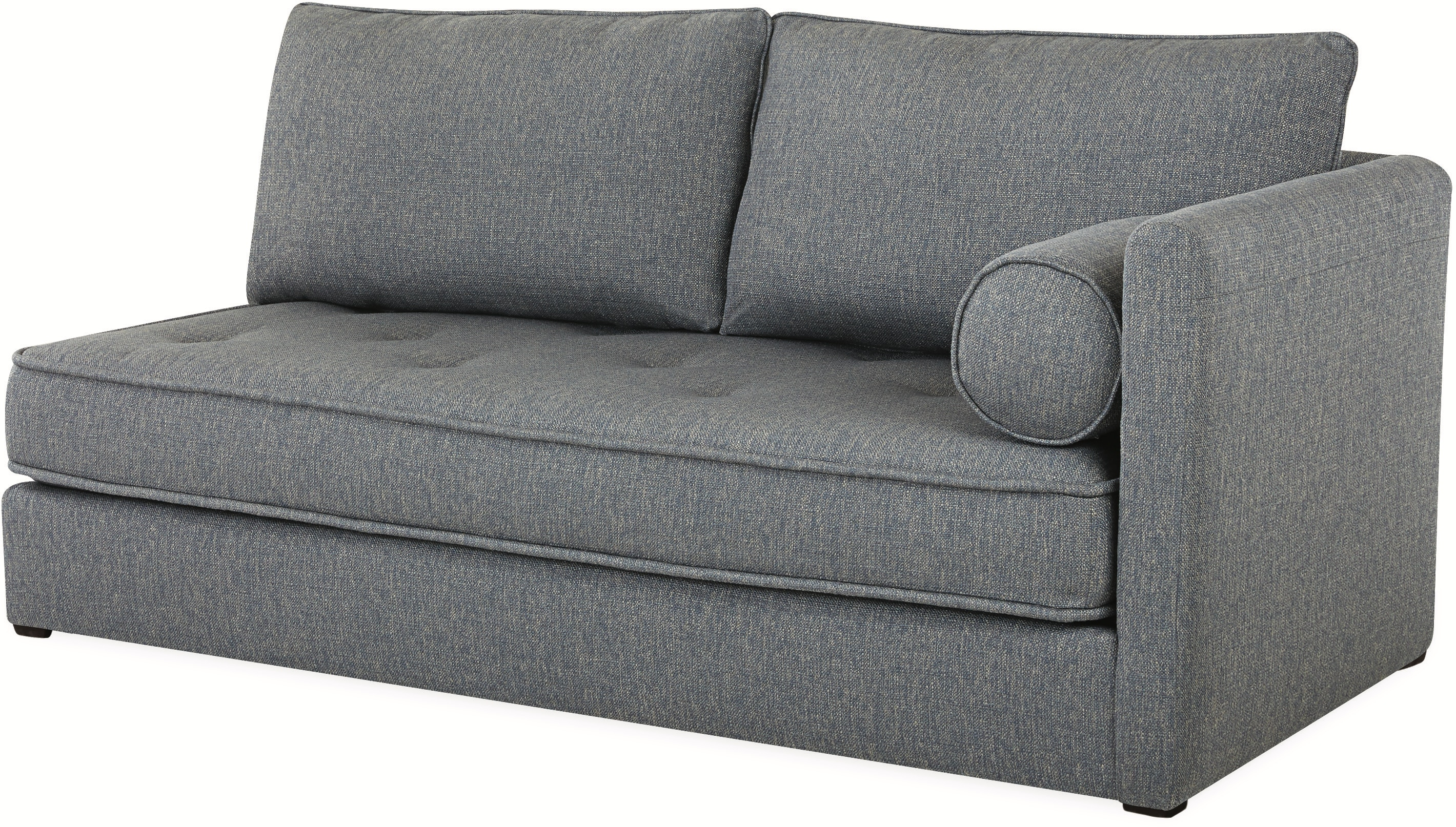 Lee Industries Living Room One Arm Sofa 5656 18rf Oasis Rug  ~ One Arm Sofa With Chaise