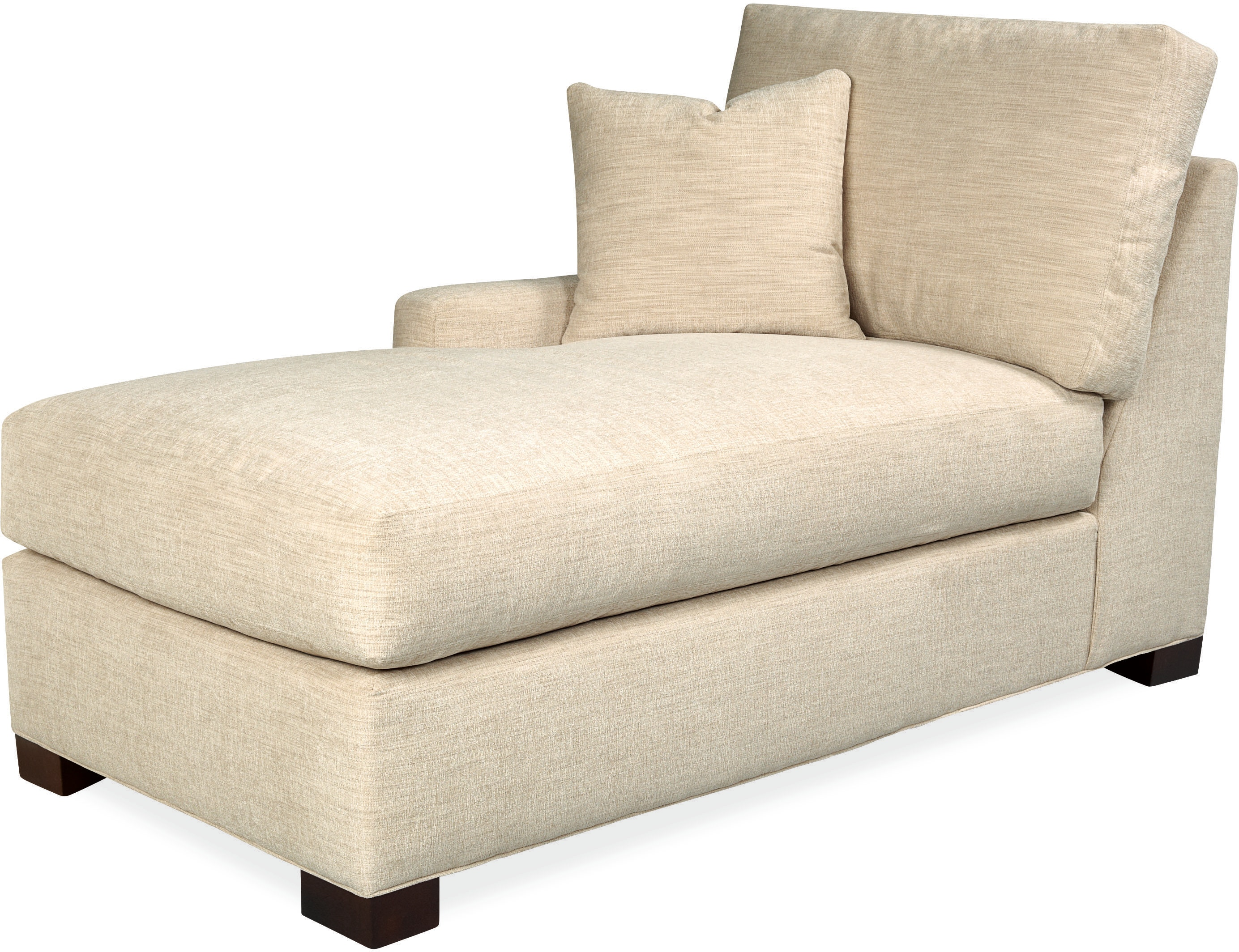 Lee Industries Living Room One Arm Chaise 5732 85lf Oasis Rug  ~ One Arm Sofa With Chaise