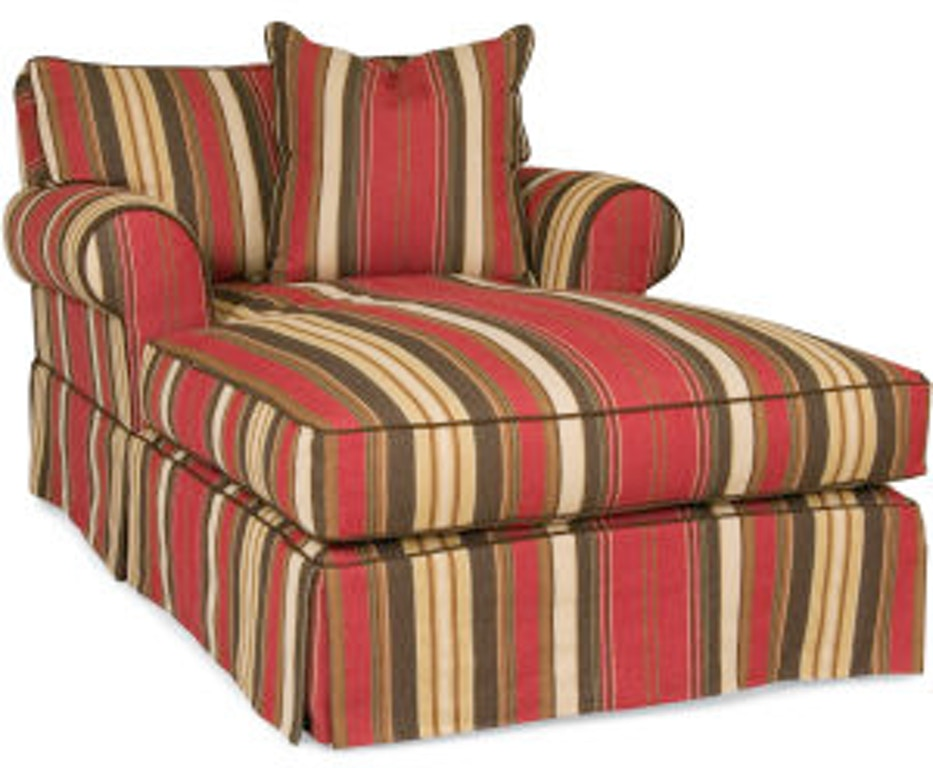 Lee Industries Living Room Chaise 7117 21 Tin Roof