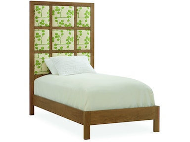 Lee Industries Twin Headboard With Rails 80-30H