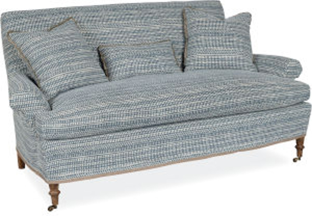 Phenomenal Lee Industries Living Room Slipcovered Loveseat C1009 02 Forskolin Free Trial Chair Design Images Forskolin Free Trialorg
