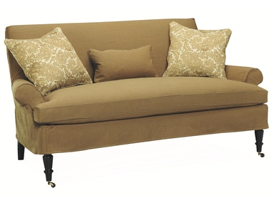 Lee Industries Slipcovered Loveseat C1009-02