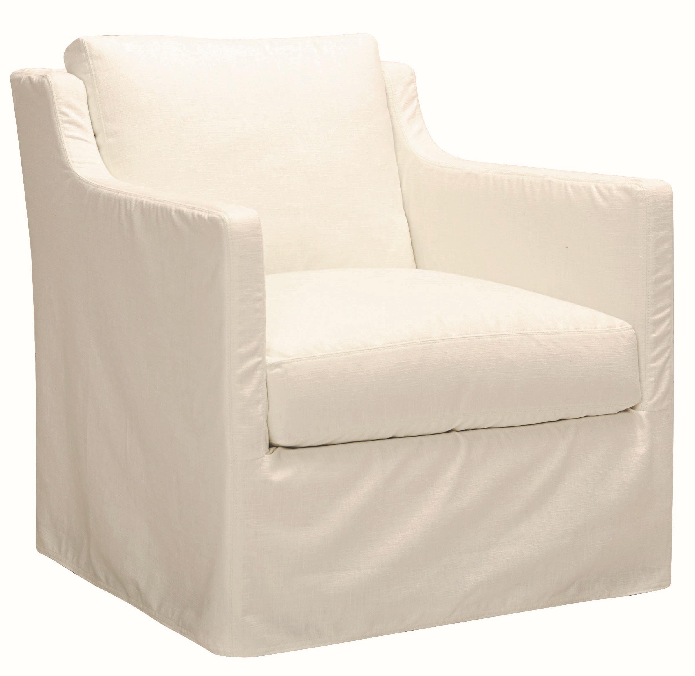 C1401 01. Slipcovered Chair. C1401 01. Lee Industries