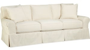 Lee Industries Slipcovered Sofa C2375 03