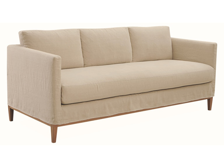 Lee Industries Living Room Slipcovered Sofa C3583 03