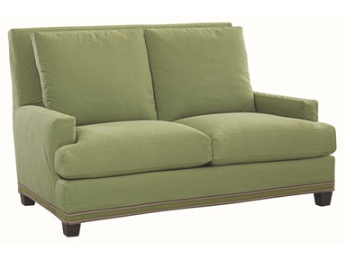 Lee Industries Slipcovered Loveseat C3700-02