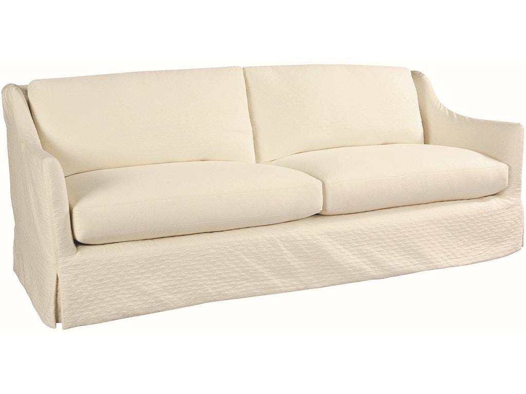 Lee Industries Living Room Slipcovered Sofa C3821 03