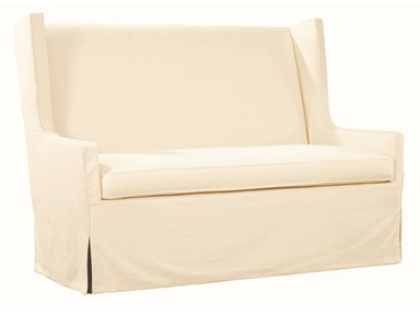 Lee Industries Slipcovered Loveseat C3915-02