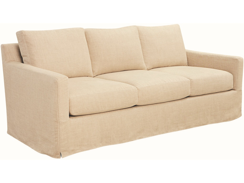 Lee Industries Living Room Slipcovered Sofa C5481 03 R W