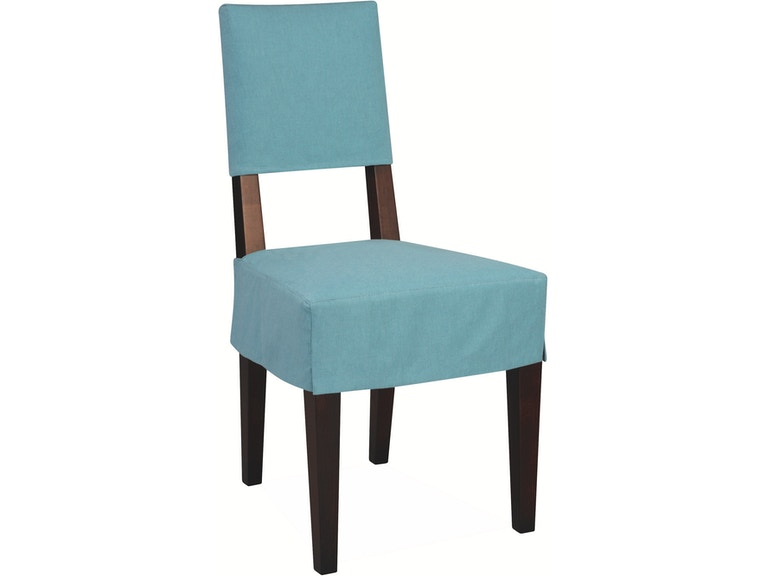 Lee Industries Slipcovered Dining Chair C5573 01