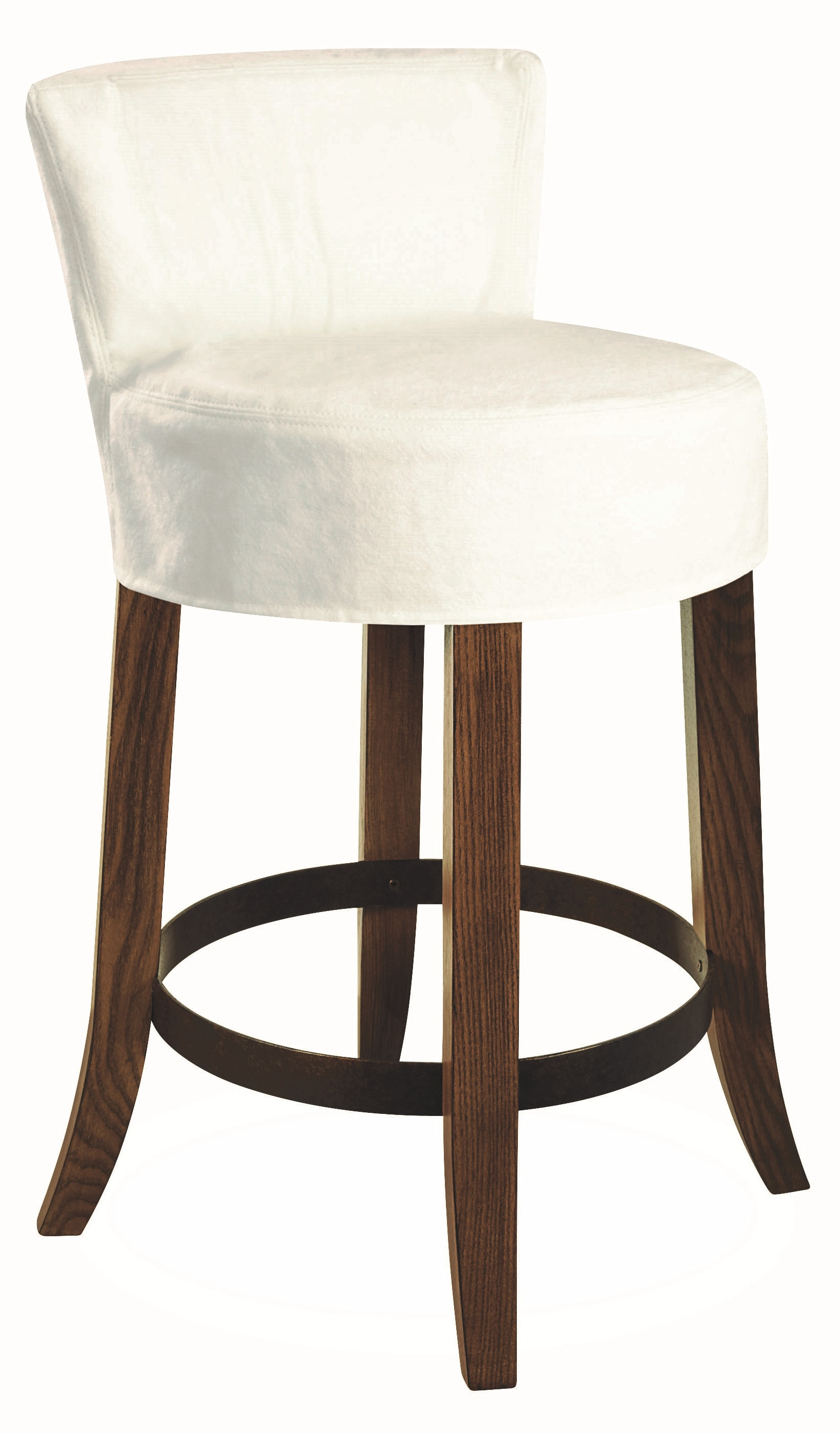 slipcovered counter stools. Lee Industries Slipcovered Swivel Counter Stool C5983-51SW Stools S