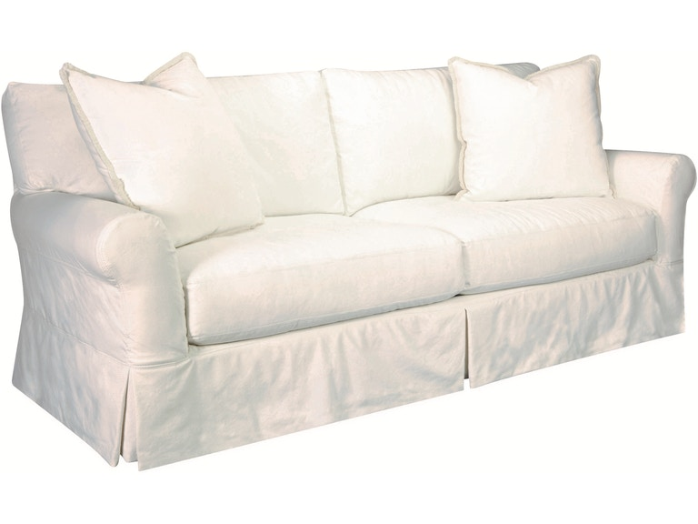 Lee Industries Slipcovered Sofa C7117 03