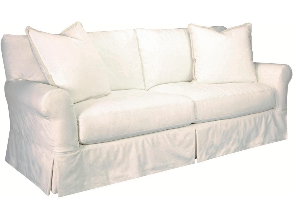 Lee Industries Living Room Slipcovered Sofa C Exotic Home - Lee sleeper sofa