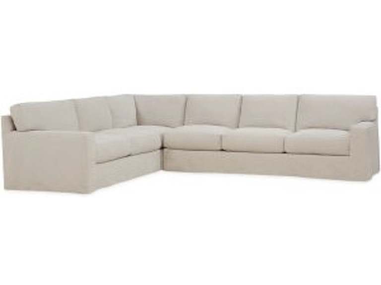 Amazing Lee Industries Living Room Slipcovered One Arm Loveseat Forskolin Free Trial Chair Design Images Forskolin Free Trialorg
