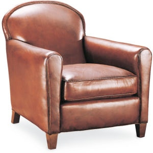 Lee Industries Leather Chair L1070 01