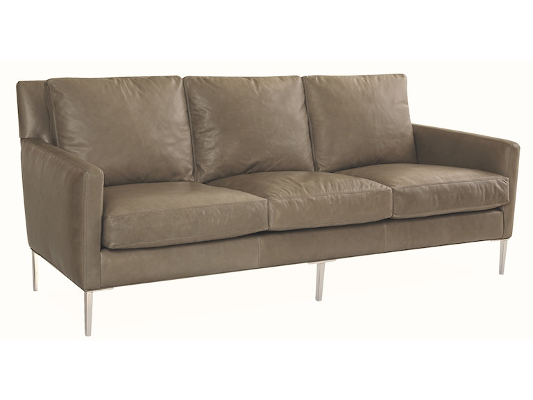 Lee Industries Living Room Leather Sofa L1299-03 - Toms ...
