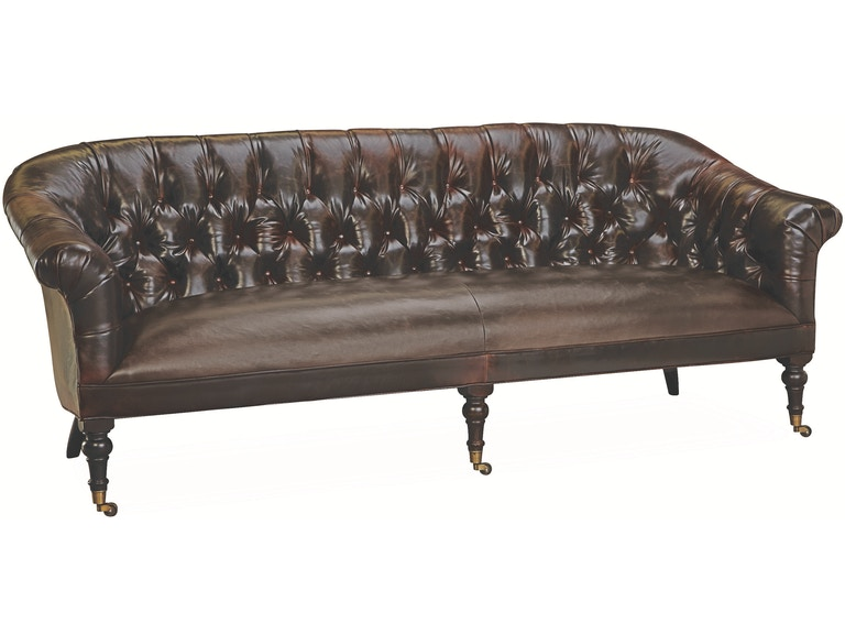 Lee Industries Living Room Leather Sofa L1430-03 - Alyson ...