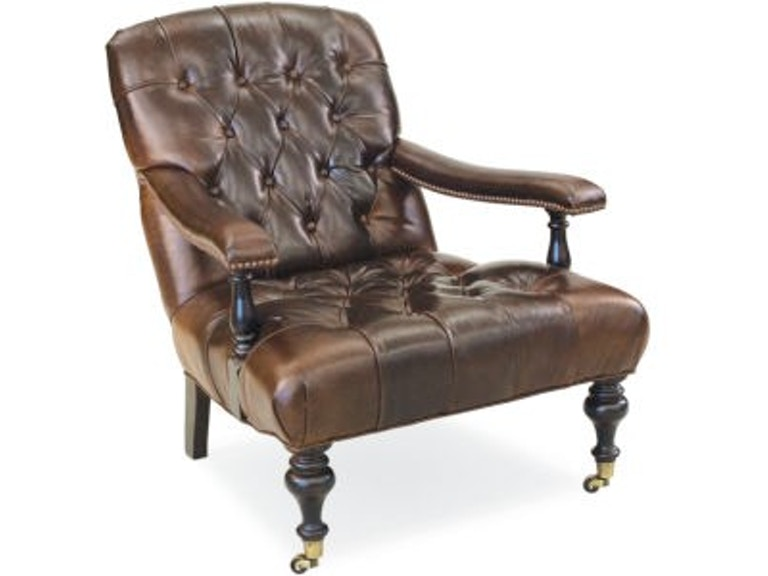 Lee Industries Living Room Leather Chair L1442 01 Toms Price