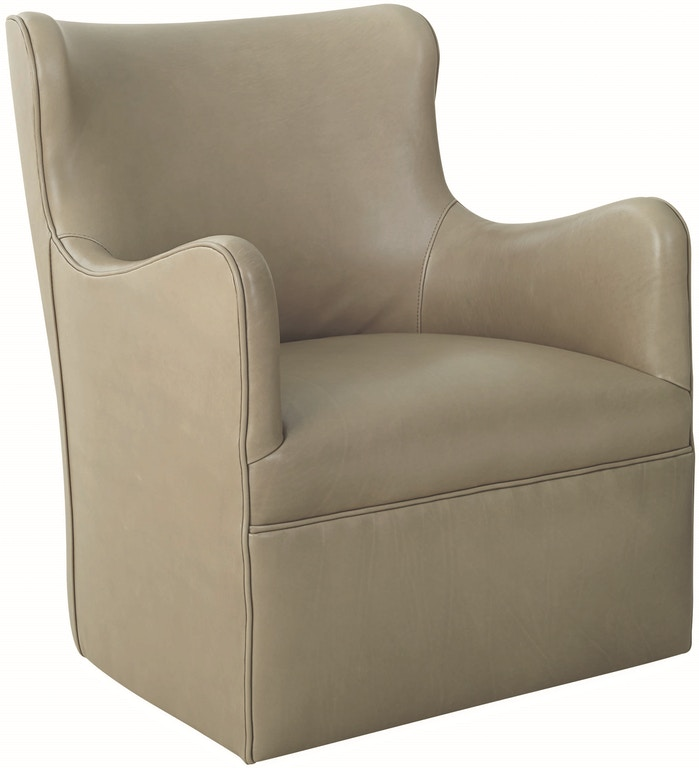 lee industries living room leather swivel chair l152301sw