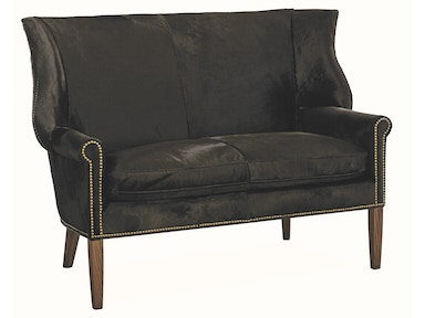Lee Industries Leather Loveseat L1863-02