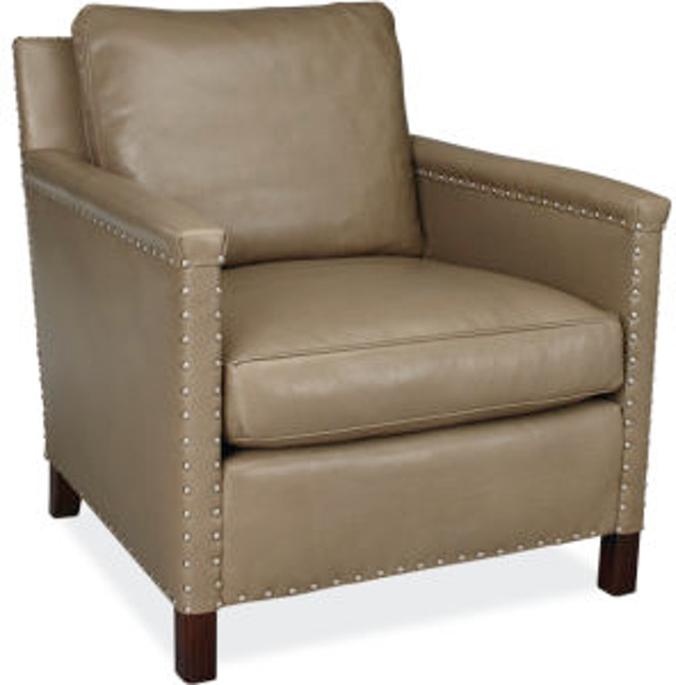 Lee Industries Manchester Leather Chair 544345