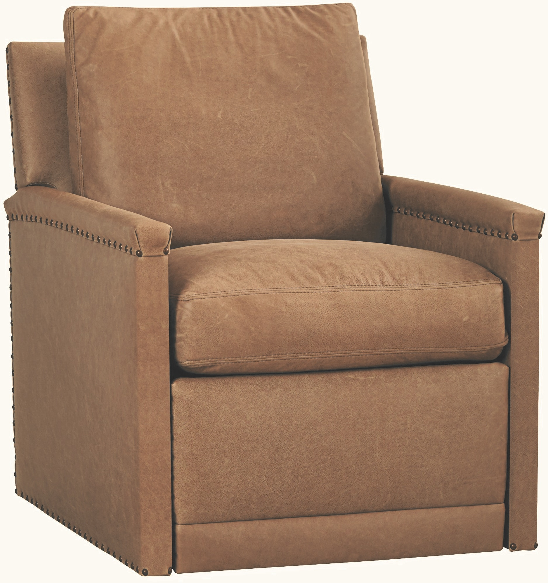 Lee Industries Living Room Relaxor Chair Swivel 1935 01rs