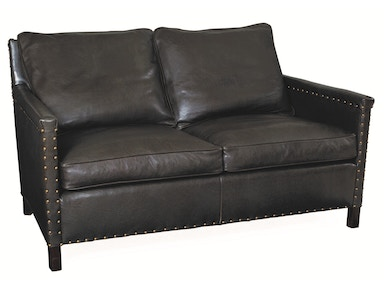 Lee Industries Leather Loveseat L1935-02