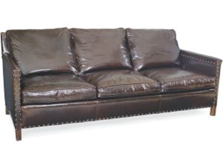 Lee Industries Living Room Leather Sofa L1935-03 - R W Design ...
