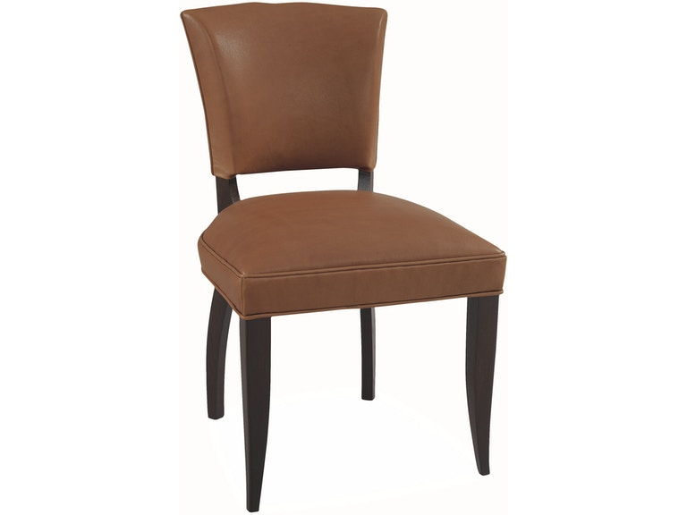Lee Industries Living Room Leather Dining Side Chair L1938 01 Toms