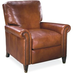 Lee Industries Leather Relaxor Chair L1964 01R