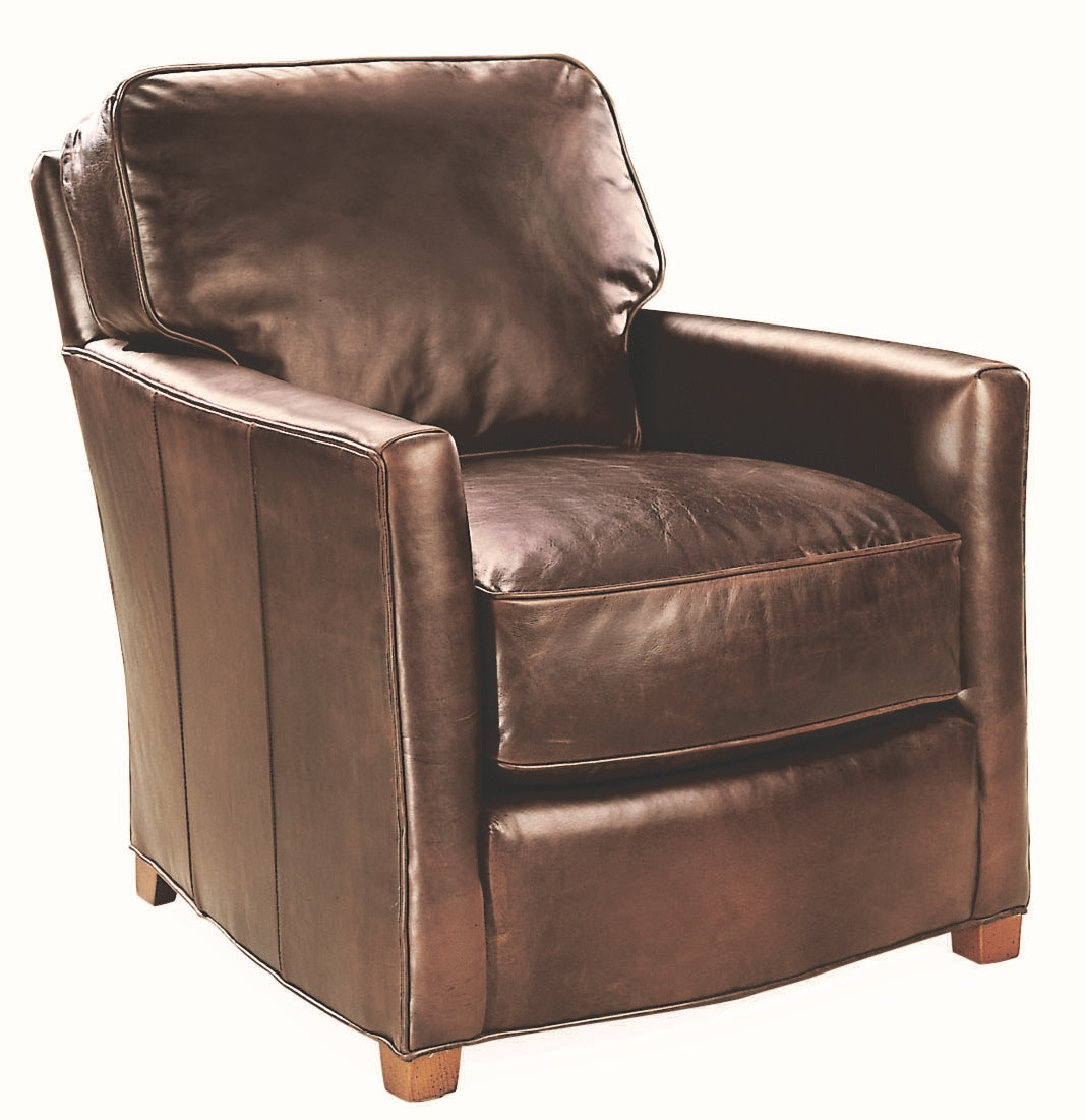 Lee Industries Leather Chair L3121 01