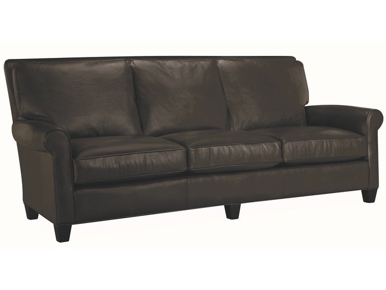 Lee Industries Living Room Leather Sofa L3223-03 - Toms ...