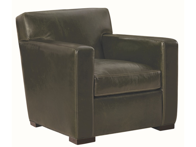 Lee Industries Leather Chair L3232 01