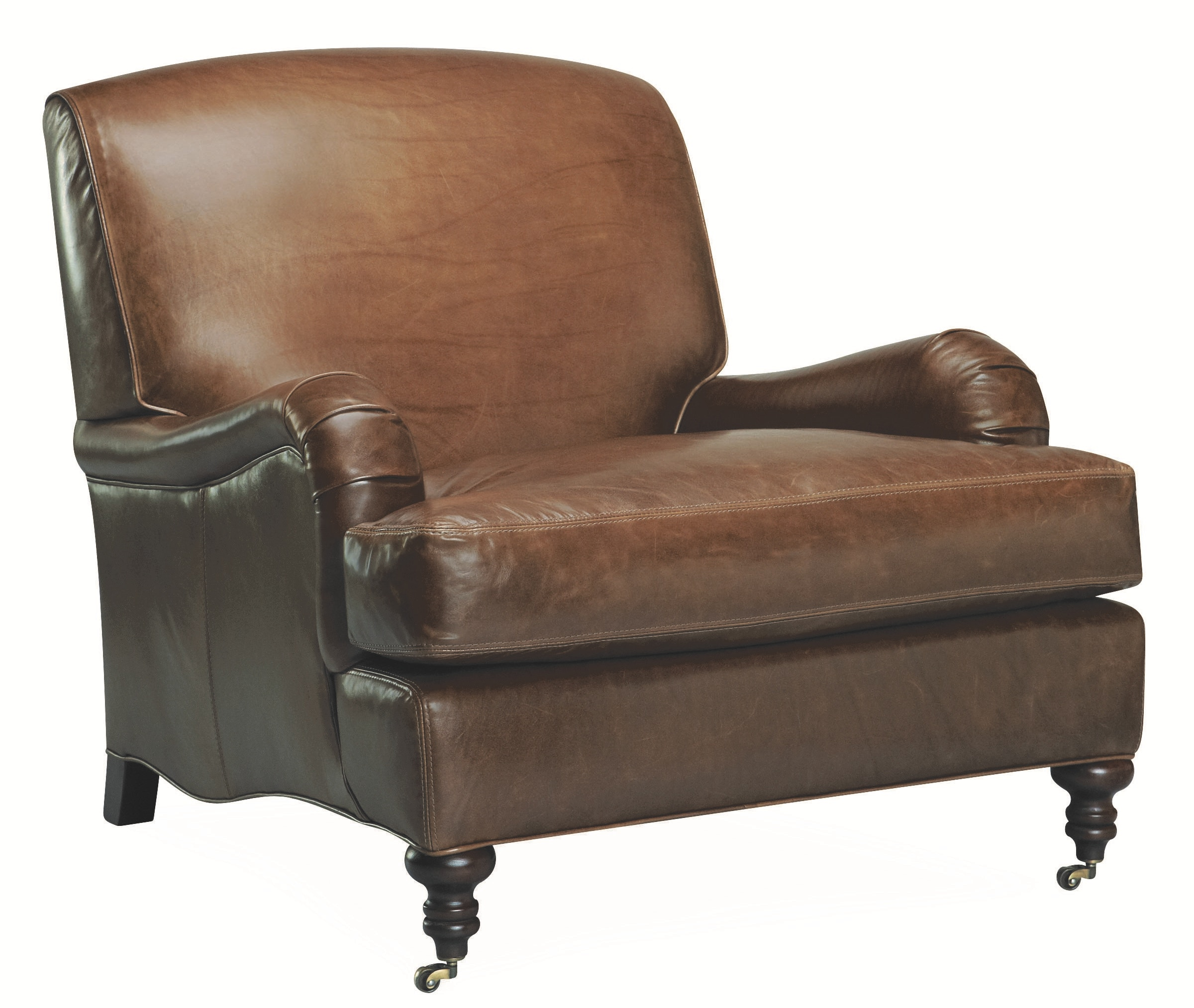 Wonderful Lee Industries Leather Chair L3278 01