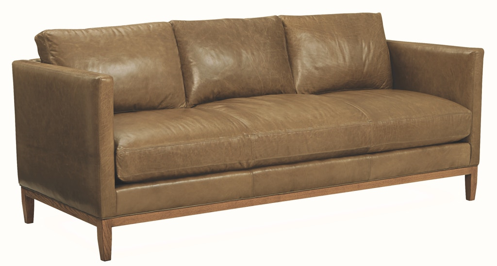 Lee Industries Living Room Leather Sofa L3583-03 - Alyson ...