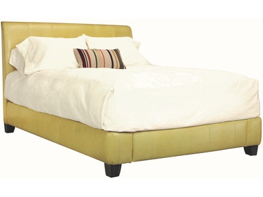 Lee Industries Queen Headboard With Rails 36-50H