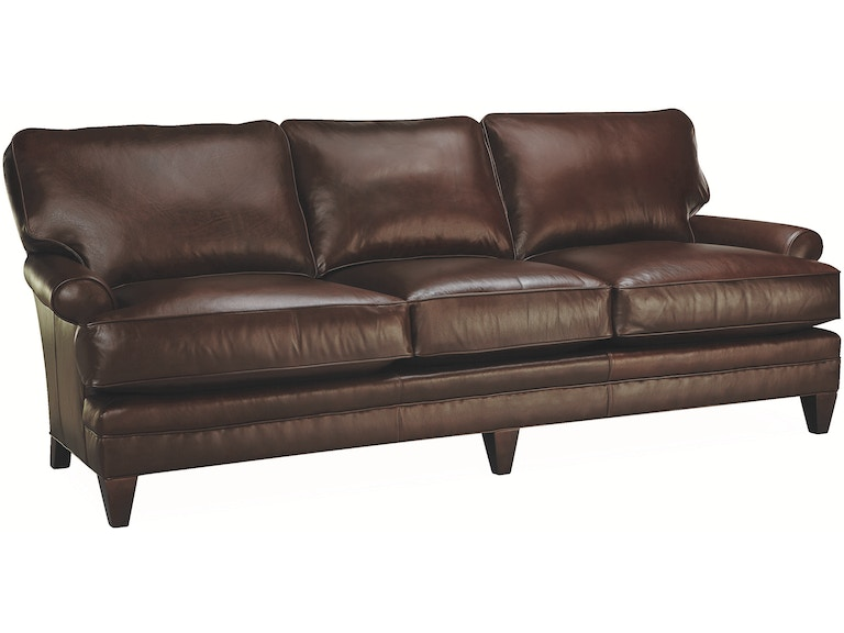 Lee Industries Living Room Leather Sofa L3894-03 - Toms ...