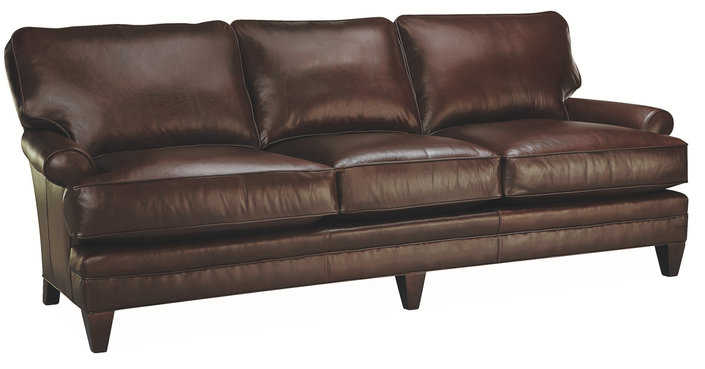 Lee Industries Leather Sofa L3894 03