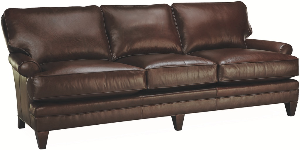 Lee Industries Living Room Leather Sofa L3894-03 - Alyson ...